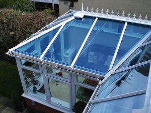 Solar conservatory