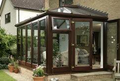 Wooden conservatory 2