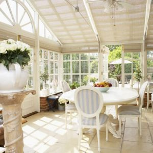 conservatory or extension